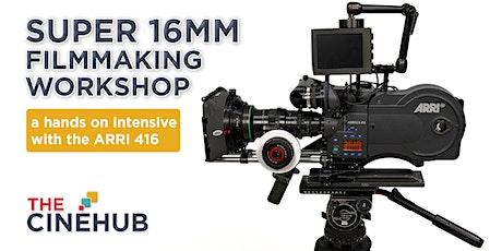 Super 16mm Filmmaking Workshop tickets