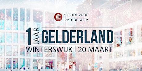 1 jaar Gelderland tickets