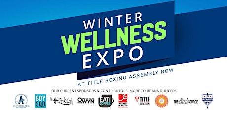 Winter Wellness Expo tickets