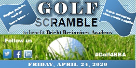 GOLF SCRAMBLE TOURNMENT