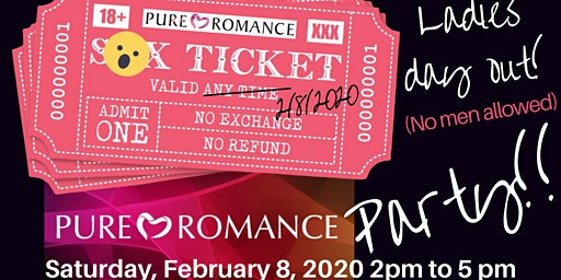 Pure Romance Party - Ladies Day Out
