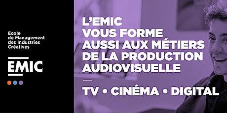 Réunion d'information EMIC billets
