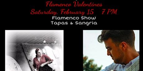 Flamenco Valentines tickets