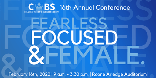 Fearless, Focused & Female: CWBS's 16th Annual Conference