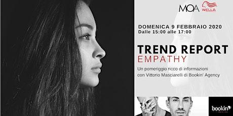 Trend Report P/E 2020 - Scopri i trend moda 2020 e come proporli alle tue clienti biglietti
