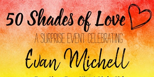 50th Shades of Love (Surprise Dance Party)