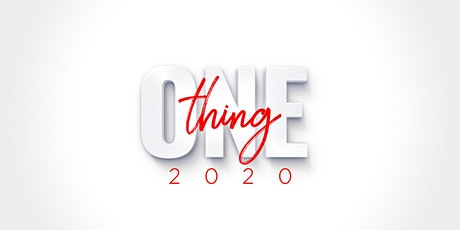 OneThing 2020 tickets