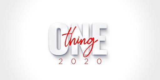 OneThing 2020
