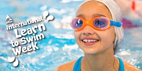 STA's International Learn to Swim Week 2020 tickets