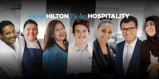 Hilton Bracknell- Recruitment Open day - 20.01.2020.