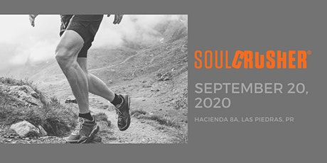 SOUL CRUSHER Obstacle Course Race - September Edition tickets