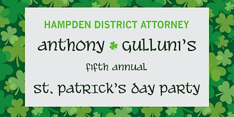 5th Annual St. Patrick's Day Party  tickets
