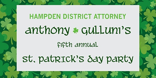 5th Annual St. Patrick's Day Party