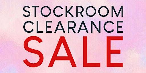 Gemini Stockroom Clearance SALE - VIP Early Access