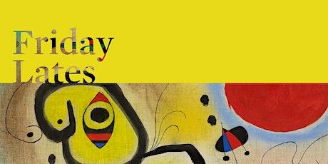 Friday Night Late: Impressionist, Modern & Surrealist Art tickets