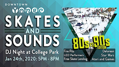 Skates and Sounds: 80's vs 90's tickets