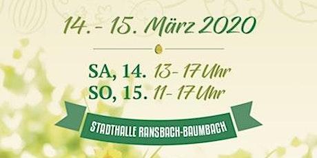 Ostermarkt Ransbach-Baumbach Tickets