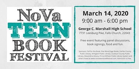 NoVaTEEN Book Festival 2020 tickets