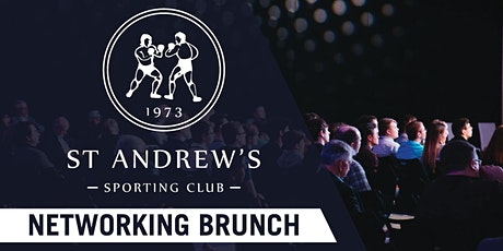 St Andrew's Sporting Club Networking Brunch 20th of February tickets