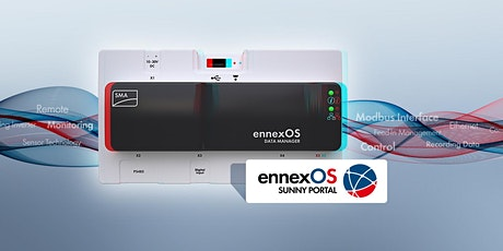 Webinar: SMA Data Manager M and Sunny Portal by ennexOS tickets