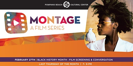 Montage - A Film Series tickets