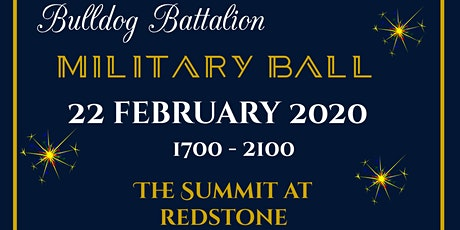 Bulldog Battalion Military Ball 2020 tickets