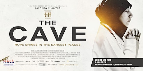 FILM SCREENING: THE CAVE tickets