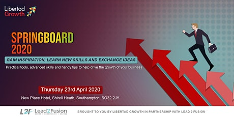 Springboard 2020:  Get Your Business On Track for the New Financial Year tickets