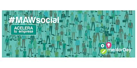 Programa de Aceleración Social entradas