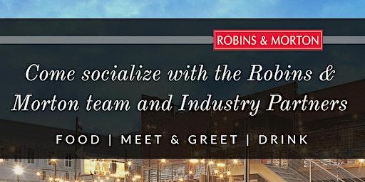 Robins & Morton Fr8Yard Meet & Greet