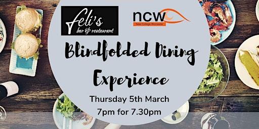 Feli's Blindfolded Dining Experience
