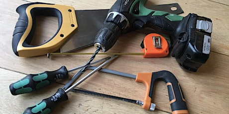 HOW TO Workshop - Use Hand  / Power Tools tickets