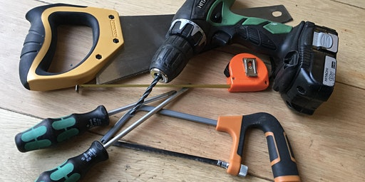 HOW TO Workshop - Use Hand  / Power Tools