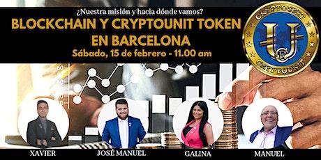 PRESENTACIÓN CRU EN BARCELONA tickets