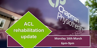 ACL Rehabilitation Update