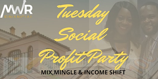 Income Shifting - Tuesdays Profit Party