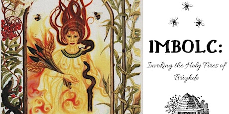 Imbolc: Invoking the Holy Fires of Brìghde tickets