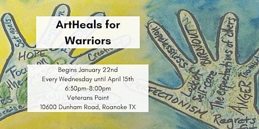 ArtHEALs for Warriors