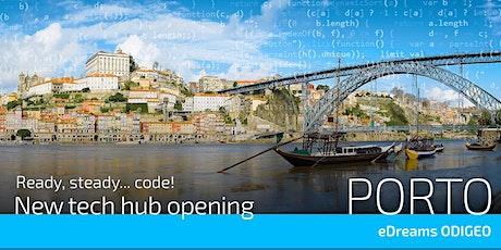 eDreams ODIGEO Tech landing in Porto! tickets