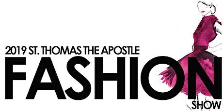 2020 St. Thomas the Apostle Fashion Show tickets