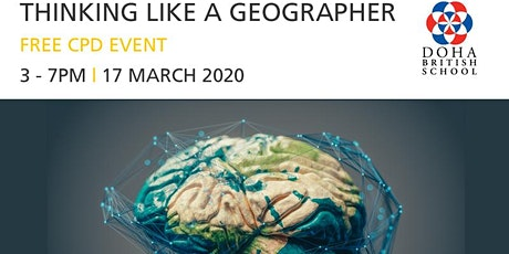 Thinking like a Geographer - CPD Day tickets