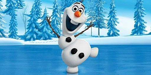 """Concord Children's Center """"Olaf on Ice"""" Family Skating Party"""