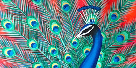 Peacock Parade Brush Party – Wantage tickets