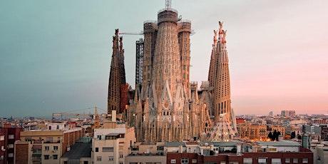 Completing La Sagrada Familia: a collaboration in digital and stone tickets