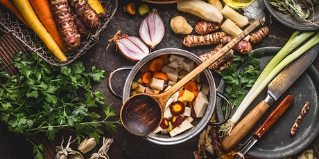 Budget Friendly Cooking: Soups & Salads tickets