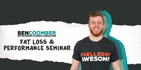 Fat Loss and Performance February 20th – 7:30pm – Ben Coomber + F45 Fulham tickets