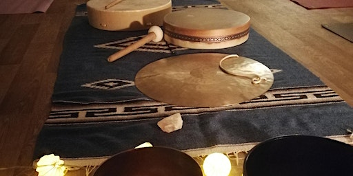 Sound Bath Meditation with Reiki - 7th February 2020