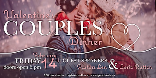Generations Church • Valentine's Couples Dinner