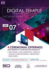 Digital Temple // Somatic Ceremony tickets