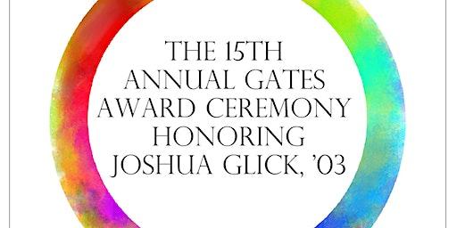 2020 E. Nathaniel Gates Award Ceremony